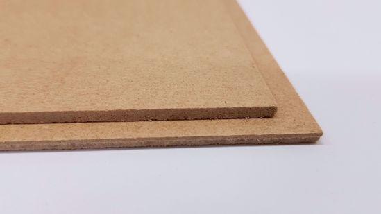 Hardboard standard 1 hörnkap
